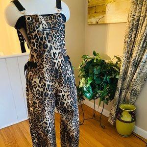 New Jumpsuit Leopard